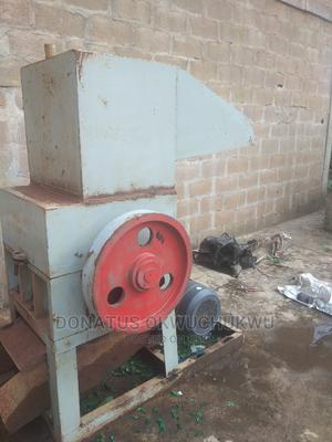 Pet Bottle / Plastic Crushing Machine   Manufacturing Equipment for sale in Lagos State, Ejigbo