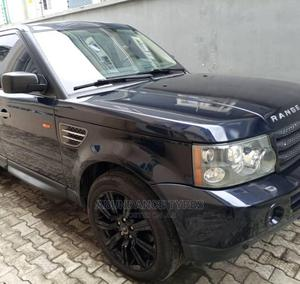 Land Rover Range Rover Sport 2010 Blue | Cars for sale in Lagos State, Amuwo-Odofin