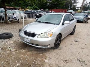 Toyota Corolla 2007 LE Silver | Cars for sale in Abuja (FCT) State, Gudu