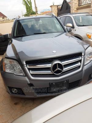 Mercedes-Benz GLK-Class 2010 350 4MATIC Gray | Cars for sale in Lagos State, Ikorodu