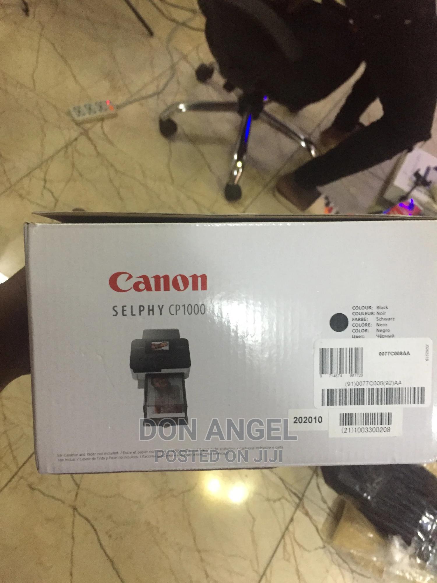 Canon Photo Printer   Printers & Scanners for sale in Lagos Island (Eko), Lagos State, Nigeria