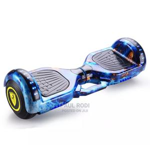 Balance Wheel Hoverboard Scooter Bluetooth Speaker | Sports Equipment for sale in Lagos State, Ikeja