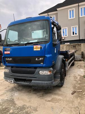 18 Ton LF55 DAF Truck 2004 Blue for Sale | Trucks & Trailers for sale in Lagos State, Lekki
