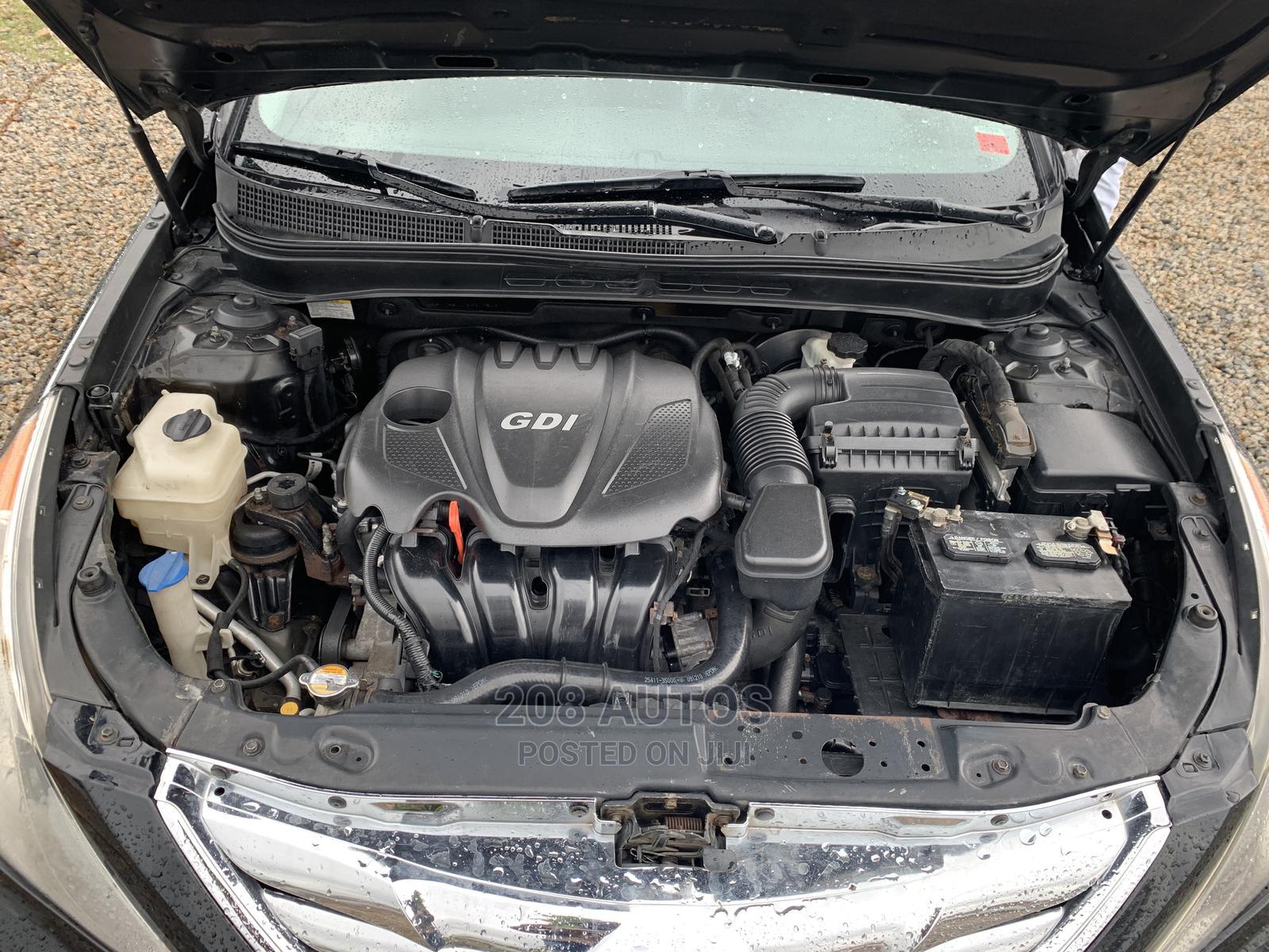 Hyundai Sonata 2010 Black   Cars for sale in Gwarinpa, Abuja (FCT) State, Nigeria