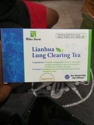 Lungs Clearing Tea | Vitamins & Supplements for sale in Lagos State, Amuwo-Odofin