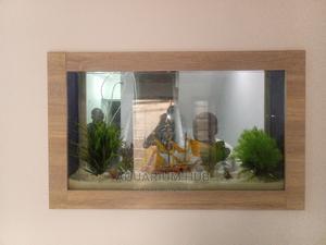 Wall Aquarium | Fish for sale in Lagos State, Lekki
