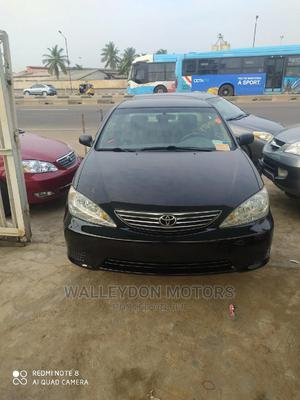 Toyota Camry 2006 Black | Cars for sale in Lagos State, Ikeja
