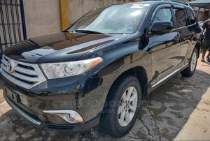 Toyota Highlander 2012 SE Black | Cars for sale in Lagos State, Abule Egba