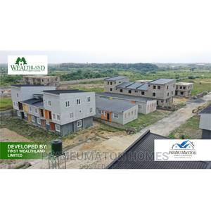 Furnished 3bdrm Block of Flats in Wealthland Green, Awoyaya for Sale | Houses & Apartments For Sale for sale in Ibeju, Awoyaya