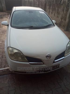 Nissan Primera 2005 1.8 Visia White | Cars for sale in Lagos State, Ikorodu