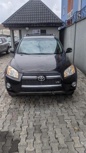Toyota RAV4 2009 Limited V6 4x4 Black | Cars for sale in Rivers State, Port-Harcourt
