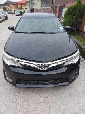 Toyota Camry 2012 Black | Cars for sale in Lagos State, Gbagada