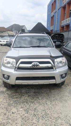 Toyota 4-Runner 2007 Limited V6 Silver   Cars for sale in Rivers State, Port-Harcourt