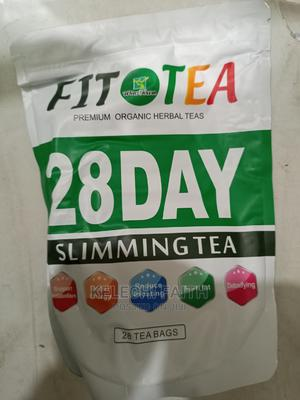 FIT TEA(28 Days Slimming Tea | Vitamins & Supplements for sale in Lagos State, Amuwo-Odofin
