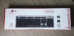 LG ST-200 Series Standard Keyboard   Computer Accessories  for sale in Lagos State, Lekki