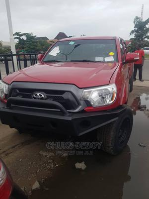 Toyota Tacoma 2015 Red | Cars for sale in Lagos State, Amuwo-Odofin