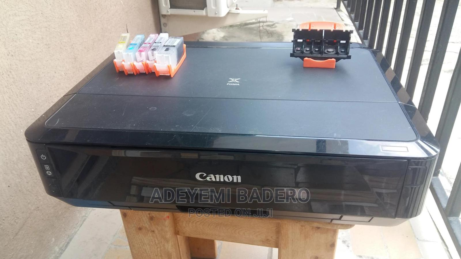 Archive: Canon Pixma Ip7240 With New Printhead and New Cartridges