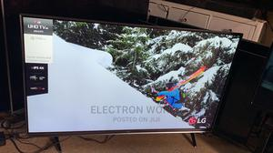 50 Inch Ultra Slim and Frameless LG 4k UHD HDR SMART TV | TV & DVD Equipment for sale in Abuja (FCT) State, Gwarinpa