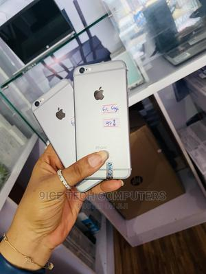 Apple iPhone 6s 64 GB Silver   Mobile Phones for sale in Abuja (FCT) State, Wuse 2