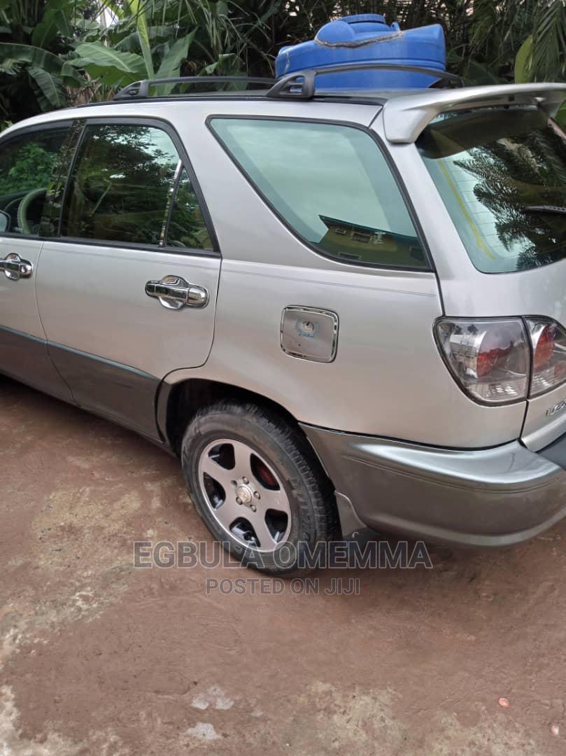 Archive: Lexus RX 2006 300 Silver