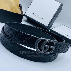 High Quality Designer Leather Gucci Belts   Clothing Accessories for sale in Lagos State, Lagos Island (Eko)