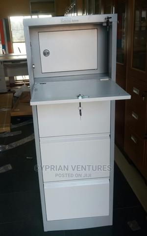 Super Quality Metal Cabinet and Save Available | Furniture for sale in Lagos State, Agege