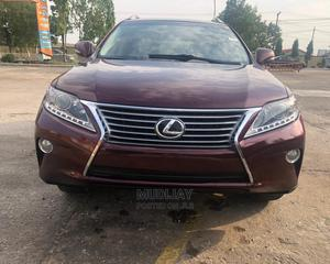 Lexus RX 2014 350 AWD Teal   Cars for sale in Lagos State, Yaba