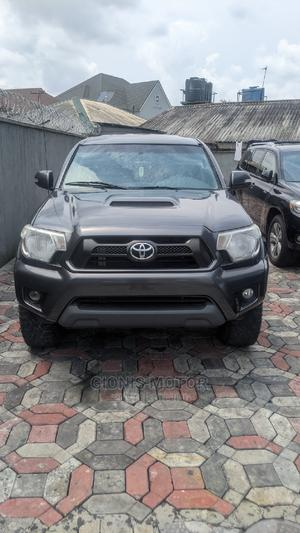 Toyota Tacoma 2013 Gray | Cars for sale in Rivers State, Port-Harcourt