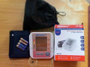 Mediomax-uk Blood Pressure Monitor | Medical Supplies & Equipment for sale in Lagos State, Lagos Island (Eko)