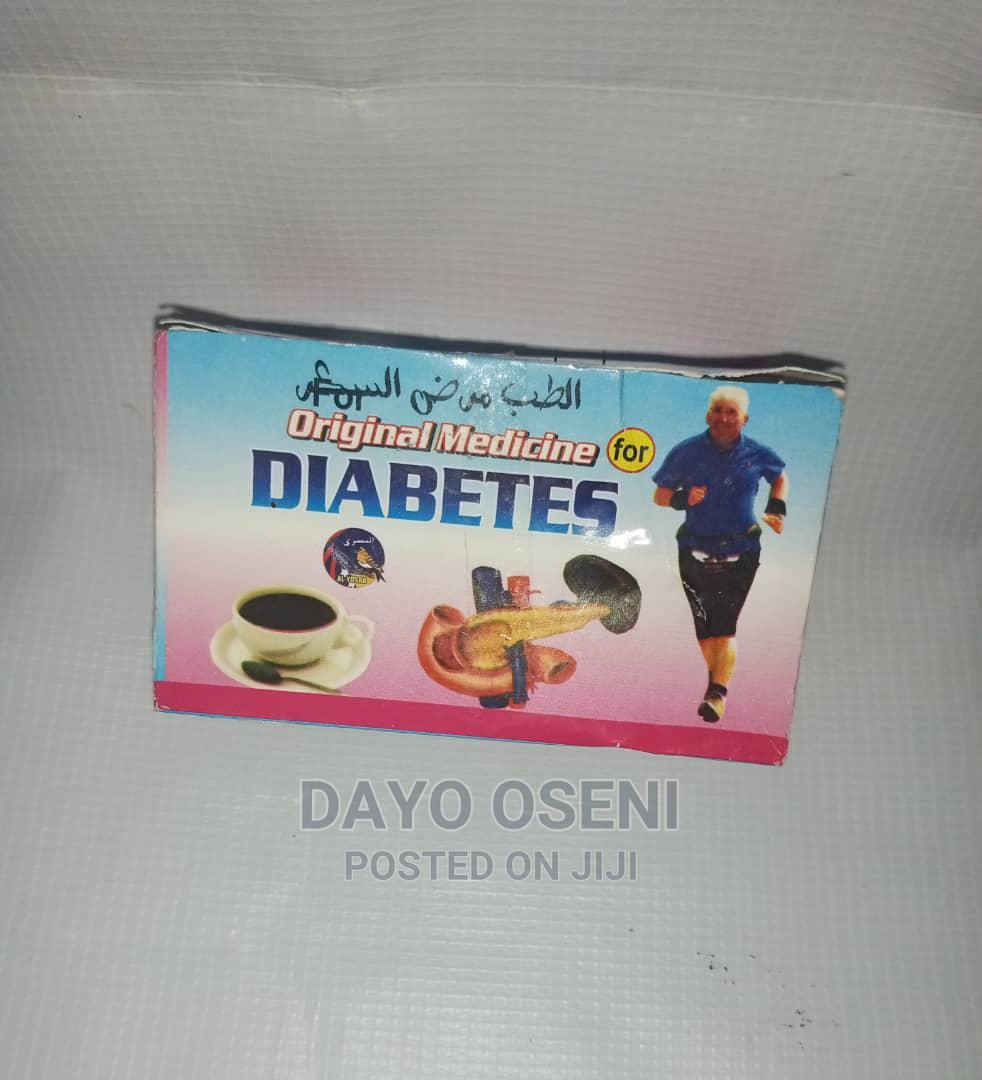 Archive: Diabetes Herbal Tea