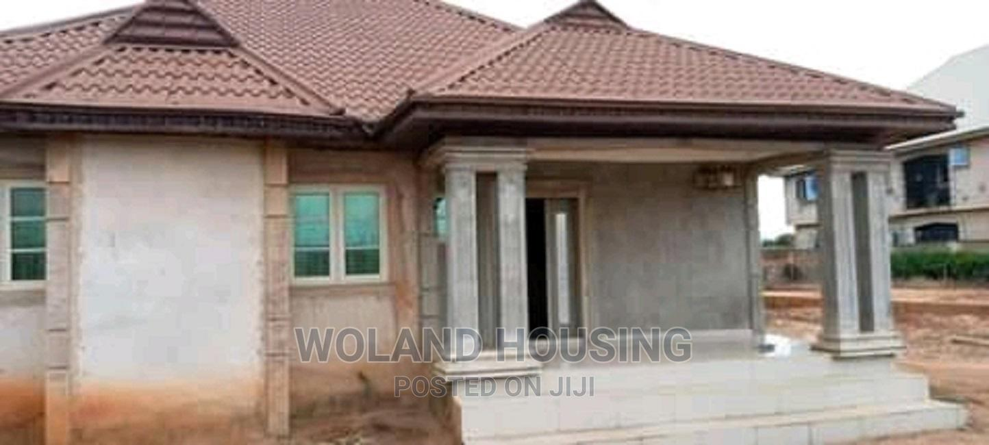 4bdrm Bungalow in Benin City for Sale