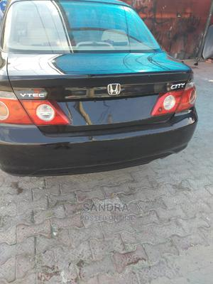 Honda City 2008 Black | Cars for sale in Lagos State, Ajah