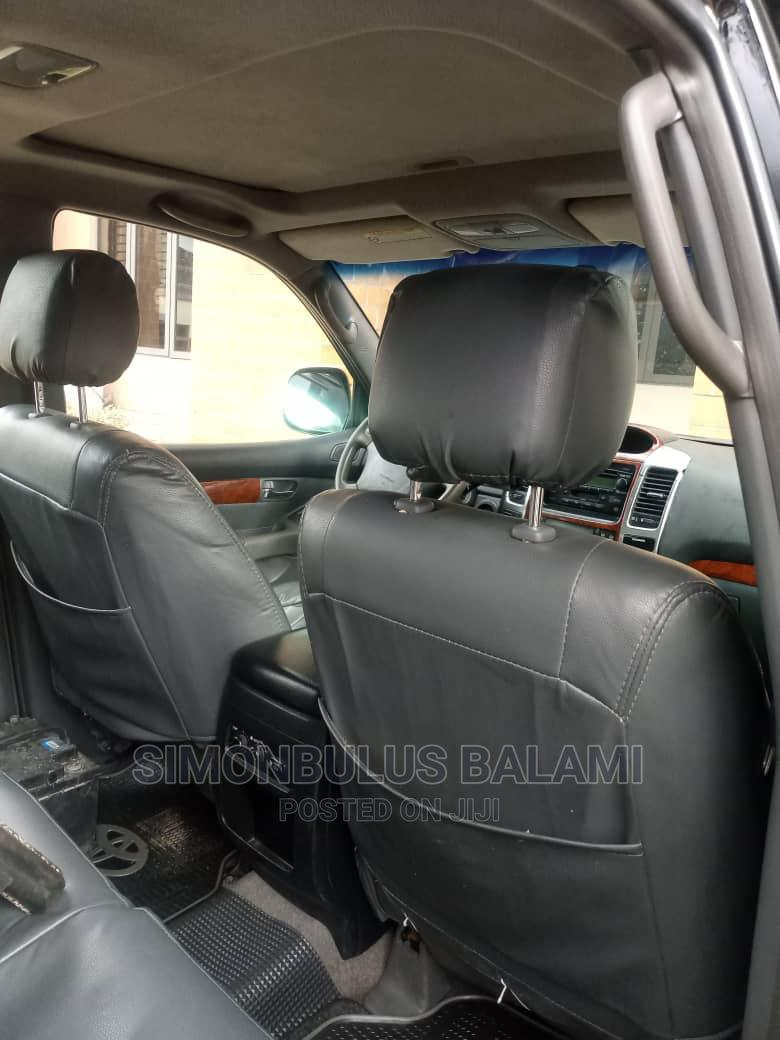 Archive: Toyota Land Cruiser Prado 2007 3.4 5dr Black