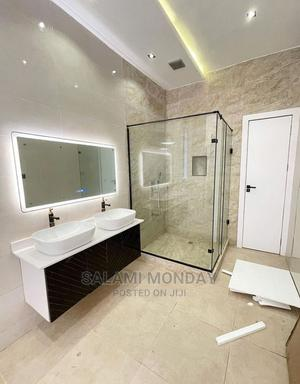 Hinged Toilet Shower Cubicle With 10mm Glass   Plumbing & Water Supply for sale in Abuja (FCT) State, Maitama