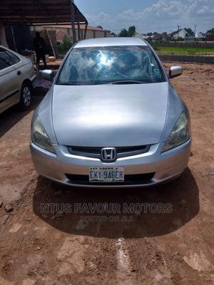 Honda Accord 2006 Silver | Cars for sale in Lagos State, Amuwo-Odofin