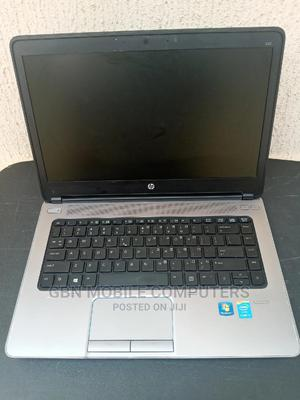 Laptop HP ProBook 640 G1 4GB Intel Core I5 HDD 500GB | Laptops & Computers for sale in Lagos State, Ikeja