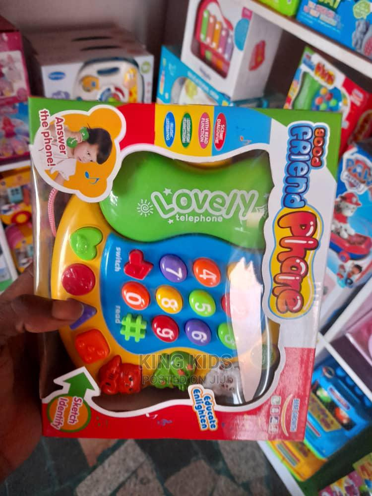 Archive: Good Lovely Friend Phone for Kids