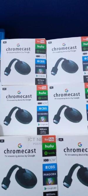 Google Chromecast   Accessories & Supplies for Electronics for sale in Abuja (FCT) State, Wuse