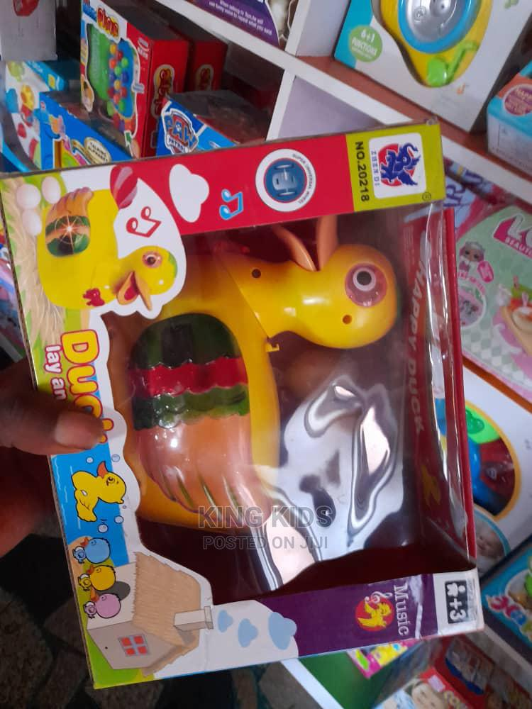 Archive: Duck Lay an Egg Musical Toy Fo Kids