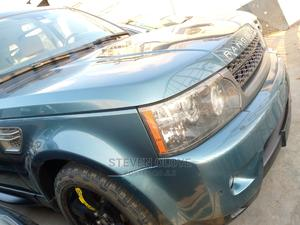 Land Rover Range Rover Sport 2010 Green | Cars for sale in Lagos State, Ikeja