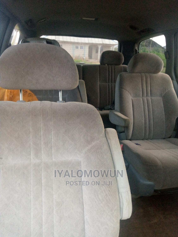 Toyota Sienna 2002 CE White | Cars for sale in Ijebu Ode, Ogun State, Nigeria