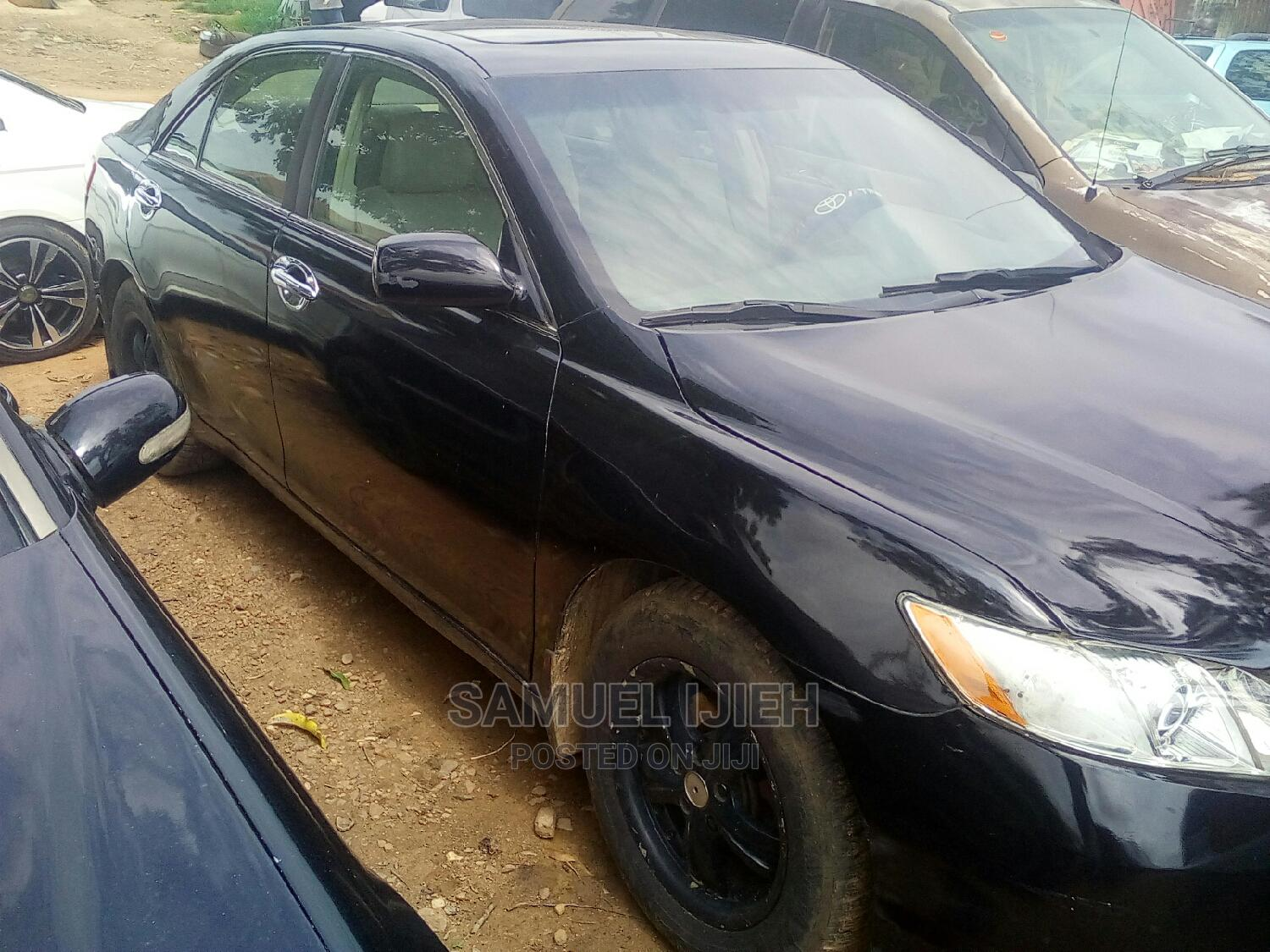 Toyota Camry 2006 Black | Cars for sale in Suleja, Niger State, Nigeria