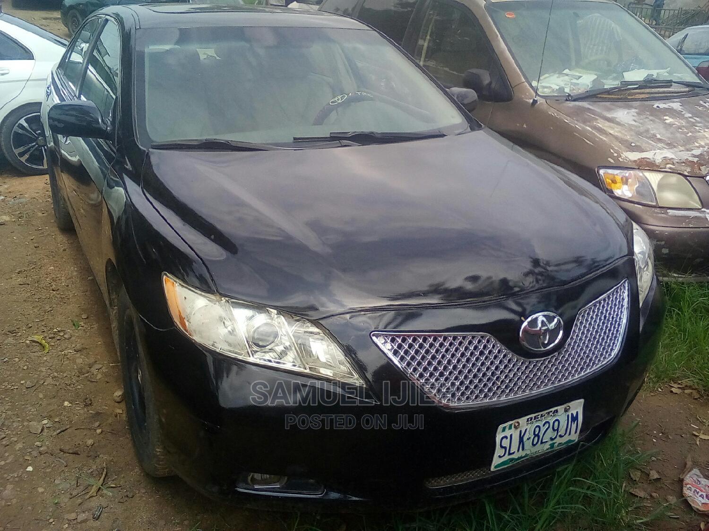 Toyota Camry 2006 Black