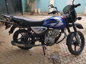 Bajaj Boxer 2020 Blue   Motorcycles & Scooters for sale in Abuja (FCT) State, Jabi