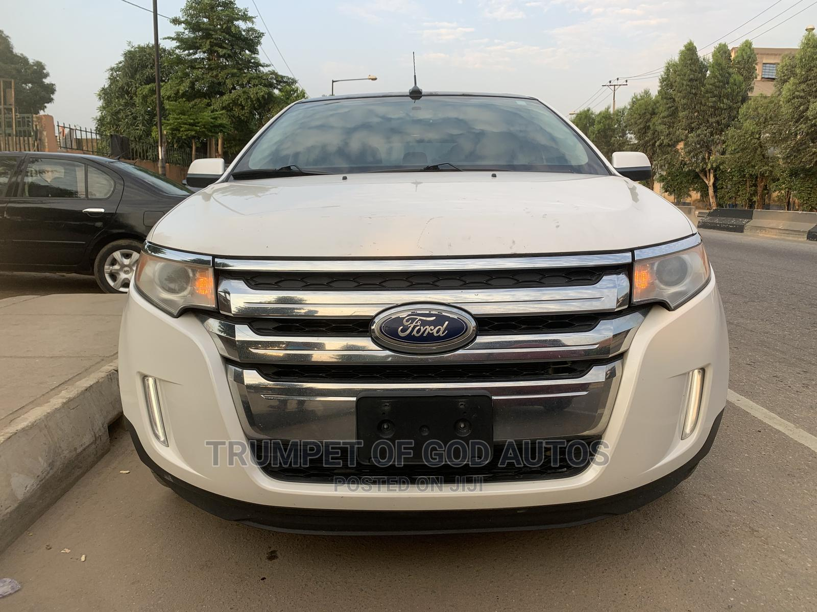 Ford Edge 2011 White | Cars for sale in Ikeja, Lagos State, Nigeria