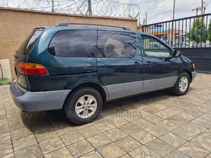 Toyota Sienna 1999 Green | Cars for sale in Lagos State, Ikeja