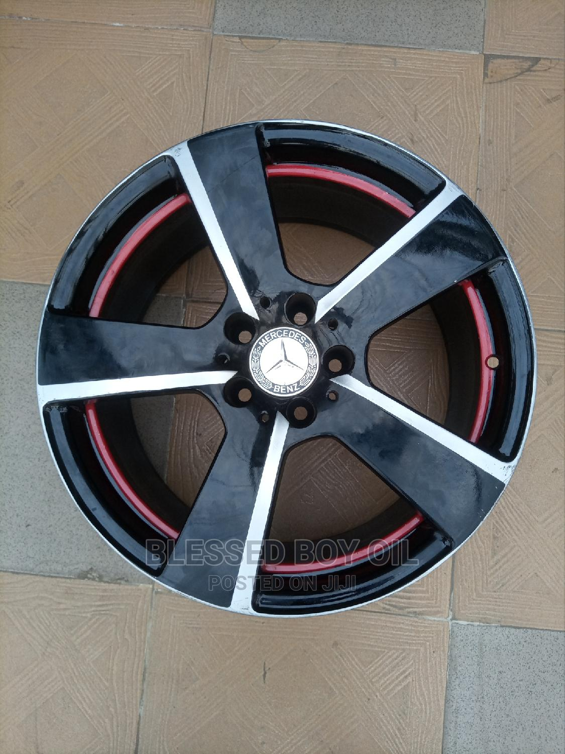 18 Inches for Mercedes Benz Available