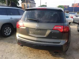 Acura MDX 2009 SUV 4dr AWD (3.7 6cyl 5A) Gray   Cars for sale in Lagos State, Amuwo-Odofin