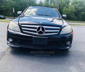 Mercedes-Benz C300 2008 Black | Cars for sale in Lagos State, Ojodu