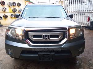 Honda Pilot 2010 Gray   Cars for sale in Lagos State, Amuwo-Odofin
